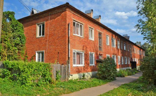 Продажа двухкомнатной квартиры в Волоколамске